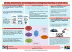 Quality, determinants and consequences of integrated reporting in South Africa by Kwadjo Appiagyei