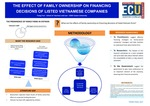 The effect of family ownership on financing decisions of listed Vietnamese companies