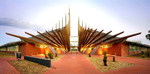 Chancellory Building, Joondalup Campus by Edith Cowan University
