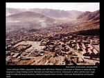 Dust storm, Yushu town by Norman Leslie