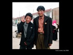 Yushu street, Kharnang
