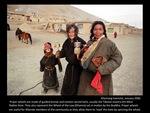 Kharnang townsite - prayer wheels