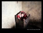 Baby in a box, Kharnang