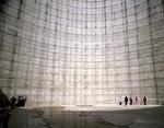 Cooling tower Kernwasser Wunderland Kalkar Germany 2003 by Juha Tolonen