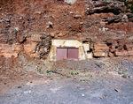 Mine entrance Wittenoom Western Australia 2005
