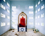 Throne Castle. Fun park Mandurah Australia 2003 by Juha Tolonen